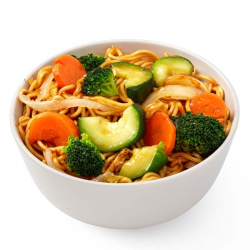 NOODLES VEGETARIANO